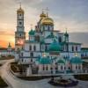 Хор Новоиерусалимского монастыря