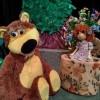 Маша и Медведь. Кукольный театр Сюрприз