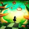 «Алиса в Стране чудес». Музыкальная сказка с песочной анимацией