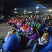 Кинопоказы с живой музыкой в МУЗЕОНе 2015 фотографии