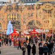 «Царская Масленица» на Манежной площади 2018 фотографии