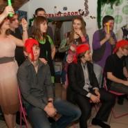 Новогодняя ночь в антикафе «Зеленая Дверь» фотографии