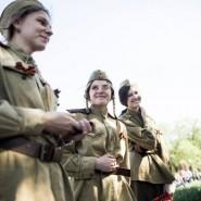 День Победы 2015 в московских парках фотографии
