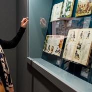 Выставка «Книги старого дома: мир детства XIX — начала ХХ века» фотографии
