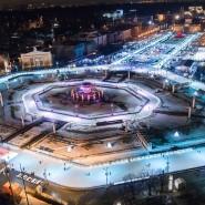 Новогодняя ночь на ВДНХ 2018 фотографии