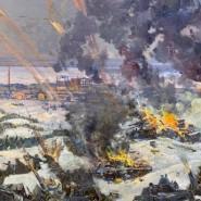 Выставка «Эхо прошедшей войны» фотографии