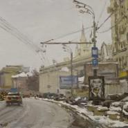 Выставка «Москва в творчестве художников» фотографии