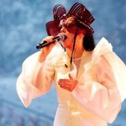 Концерт Björk 2021 фотографии