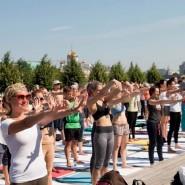 Международный день йоги 2017 фотографии