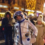 Новогодние гулянья в Москве 2020 фотографии