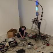 Выставка «Техноарт. Искусство с открытым кодом» фотографии