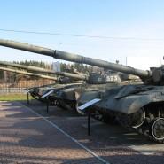 Музейно-мемориальный комплекс «История танка Т-34» фотографии