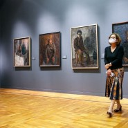 Выставка «Роберт Фальк» фотографии