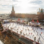 ГУМ-Каток на Красной площади 2017/18 фотографии
