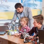 Бесплатный мастер-класс по Робототехнике + Блогинг от Компьютерной Академии ШАГ фотографии