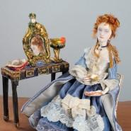 Выставка «Кукла — не игрушка. Игра в пространстве серьезного» фотографии