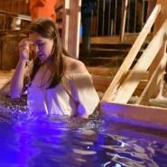Крещенские купания в Москве 2019 фотографии
