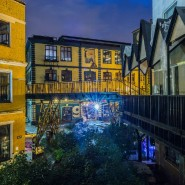 Акция «Ночь в музее» в Artplay 2021 фотографии