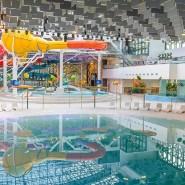 Дворец водных видов спорта фотографии