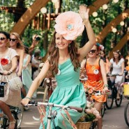 Велопарад «Леди навелосипеде» 2017 фотографии