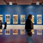Выставка «Война глазами очевидцев. Фронтовой рисунок и плакат» фотографии