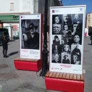 Выставка «Легенды нашего кино» фотографии