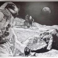 Выставка «Мечта о космосе» фотографии