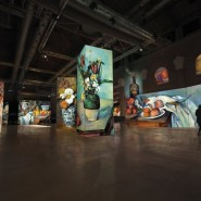 Выставка «От Моне до Сезанна. Французские импрессионисты» фотографии