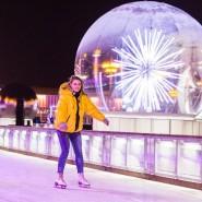 Город зимы на ВДНХ 2018/19 фотографии