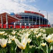 Дворец спорта «Мегаспорт» фотографии