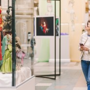 Выставка «Куклы Театра» фотографии