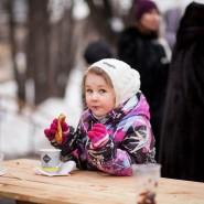 Масленица в Парке Горького фотографии