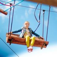 Выпускной в веревочном парке SkyTown фотографии