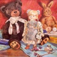 Выставка репродукций учеников Школы акварели Сергея Андрияки фотографии