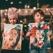 Арт-вечеринки от ART ACADEMIC фотографии