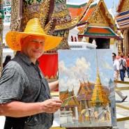 Выставка «Все краски Азии» фотографии