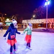 8 марта в Парке Горького 2017 фотографии