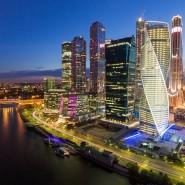 Экскурсия на 54-й этаж смотровой площадки Москва-Сити фотографии