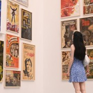 Выставка «Советский киноплакат 1950–1980-х годов» фотографии