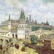 Выставка «История Москвы для детей и взрослых» фотографии