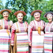 Фестиваль славянского искусства «Русское поле» 2016 фотографии