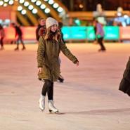 Школы фигурного катания в парках Москвы 2018/19 фотографии