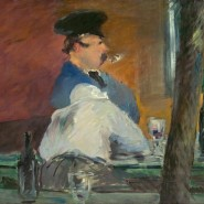 Выставка «Передвижники и импрессионисты. На пути в ХХ век» фотографии