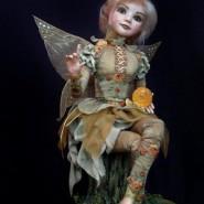 Мастер-класс создания авторской куклы фотографии