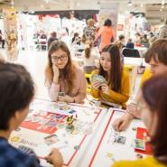 Предновогодний Фестиваль Леонардо в МЕГЕ 2018 фотографии