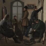 Выставка «Алексей Венецианов. Пространство, свет и тишина» фотографии