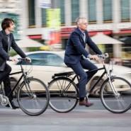 Акция «На работу на велосипеде» 2017 фотографии
