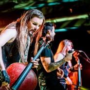Концерт группы «Apocalyptica» 2021 фотографии