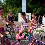 Велопарад «Леди на велосипеде» 2015 фотографии