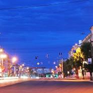 Автобусная экскурсия «Огни ночной Москвы» фотографии